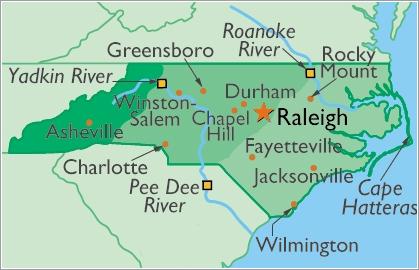 Raleigh Durham Map North Carolina North Carolina Senior Care Council: Advisory Boards